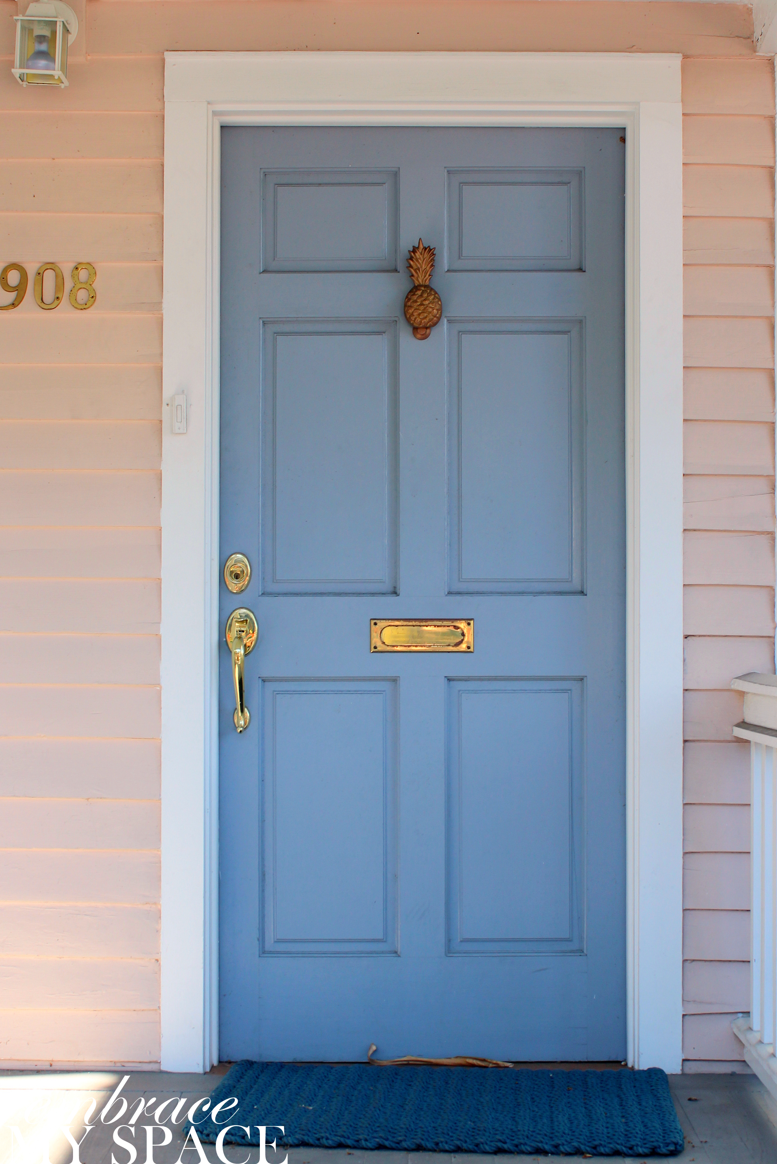 4048 #0F3B5E Splash Of Color Finally My Favorite Style Doors Painted In All Colors  image Colored Entry Doors 47132703