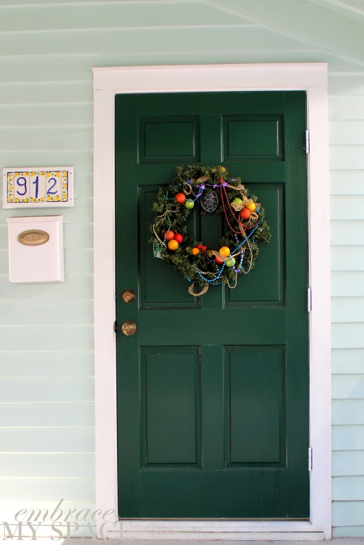 Embrace My Space:  Key West Front Doors