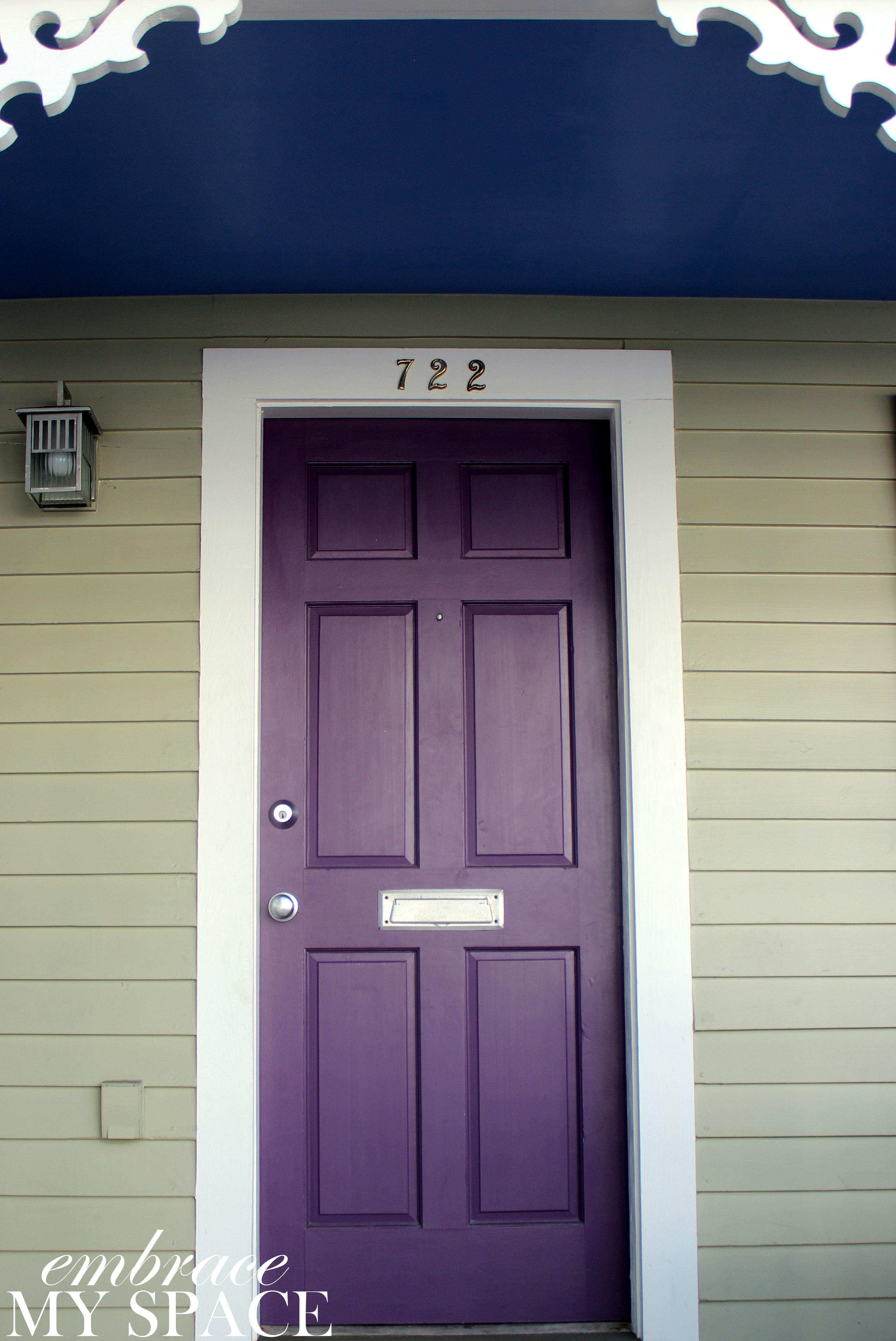 4461 #1F2640 Embrace My Space: Key West Front Doors image Colored Entry Doors 47132981