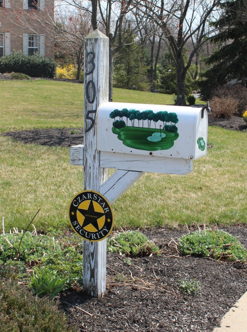 Embrace My Space: Mailbox Before