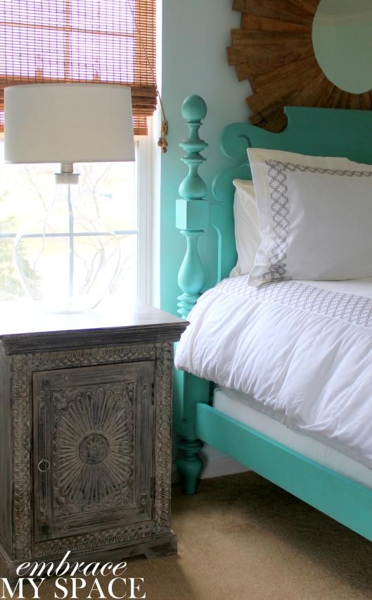 Embrace My Space: Bedroom Progress