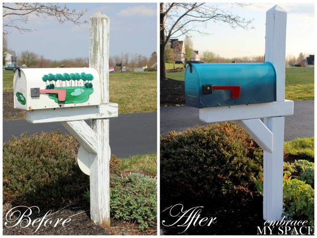 how to build a mailbox out of wood