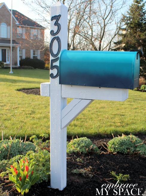 diy mailbox 4