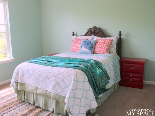 Embrace My Space: Guest Bedroom