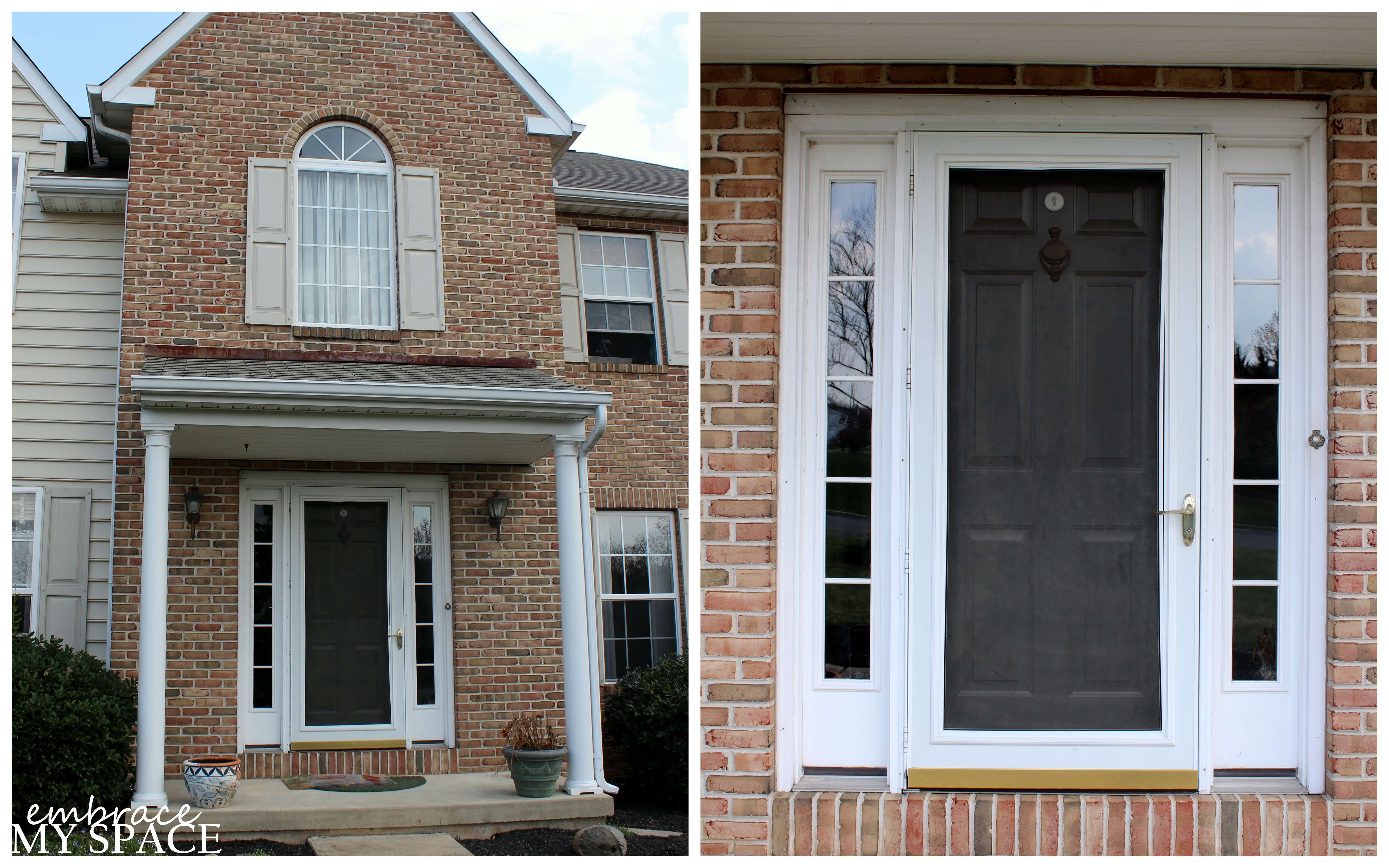 Exterior Upgrade Embrace My Space