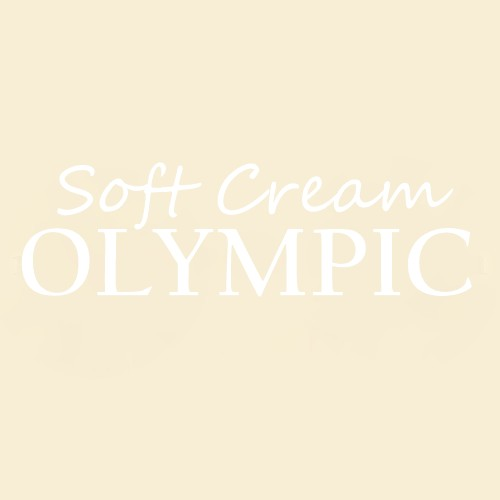 Embrace My Space: Olympic Paint Soft Cream