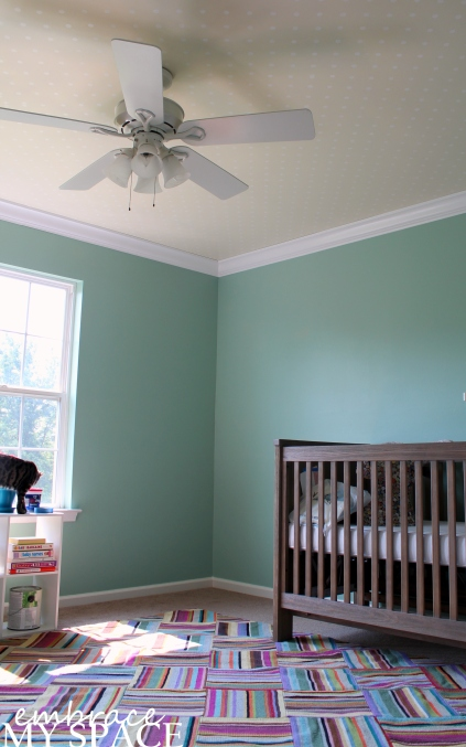 Embrace My Space: Nursery