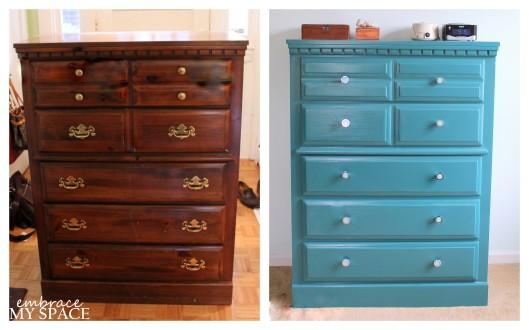 Embrace My Space: Dresser Makeover
