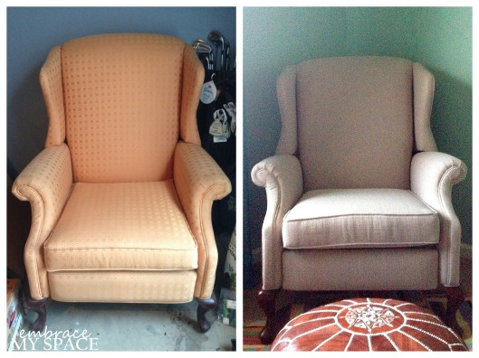 Embrace My Space: WIngback Redesign