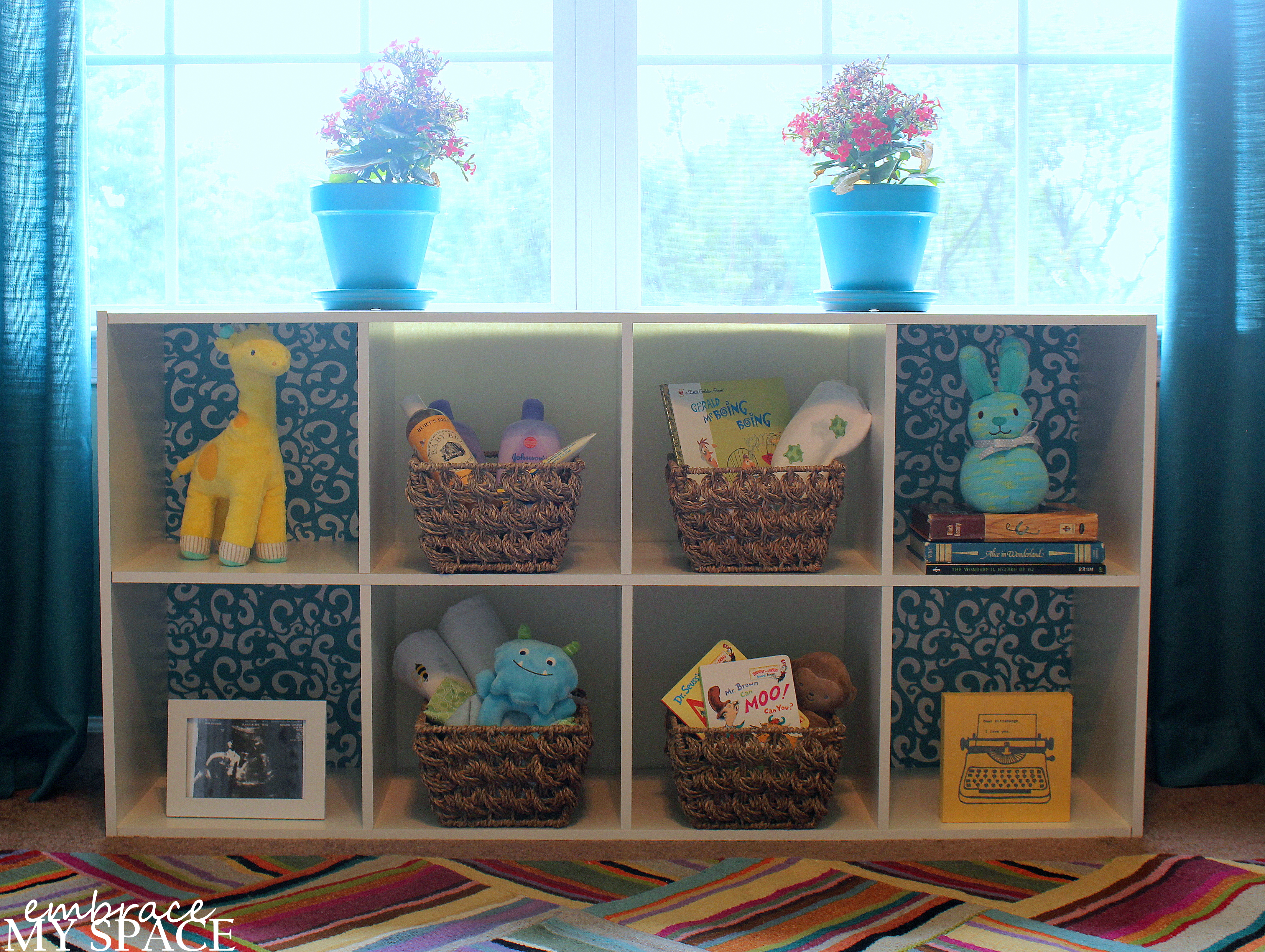 Exceptional Embrace My Space: Nursery