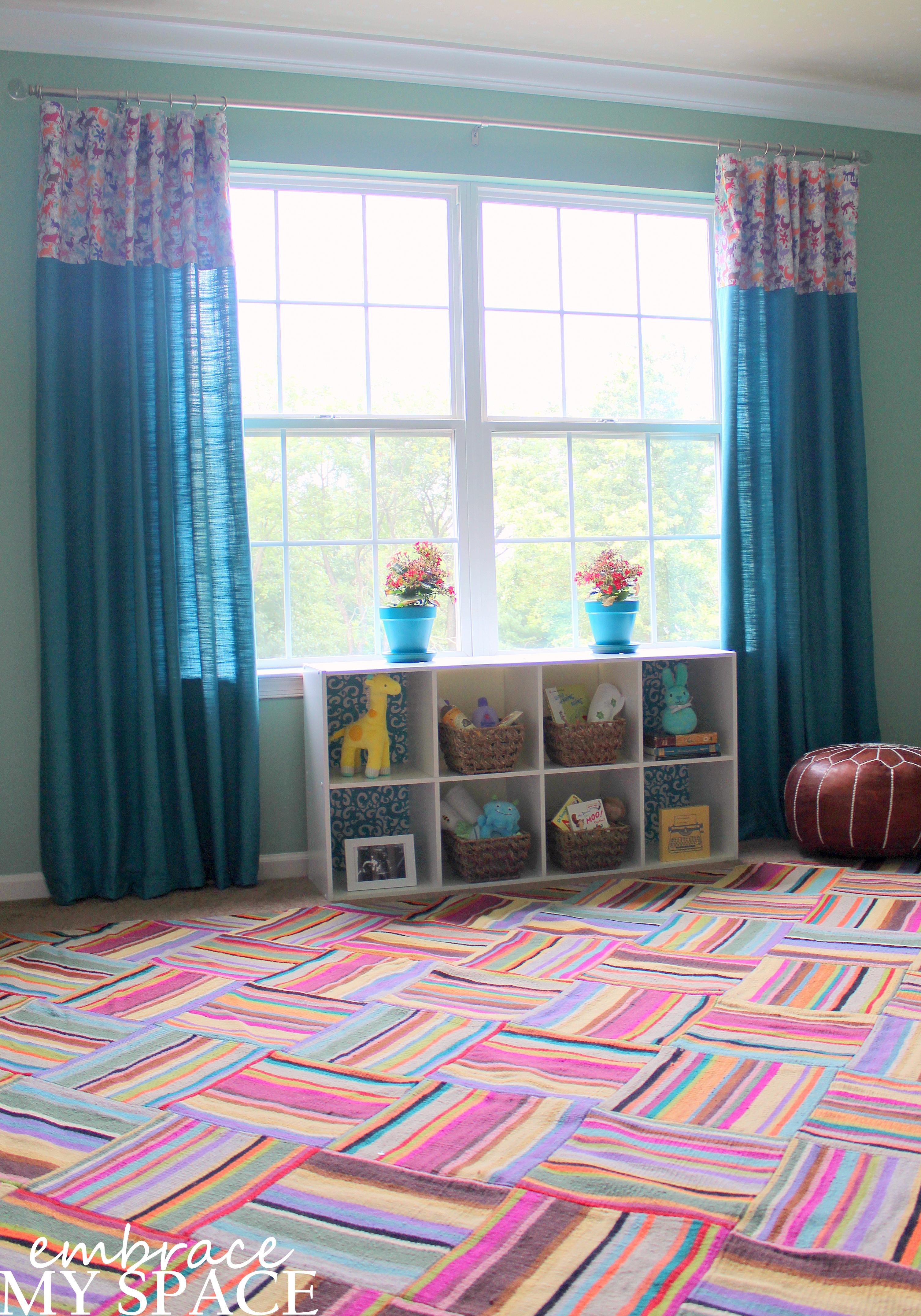 Embrace My Space Nursery & Nursery Storage: Outside the Box | embrace my space