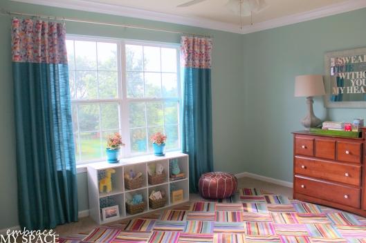 Embrace My Space: Nursery Curtains