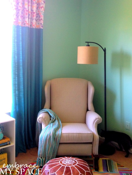 Embrace My Space: Nursery Lamp