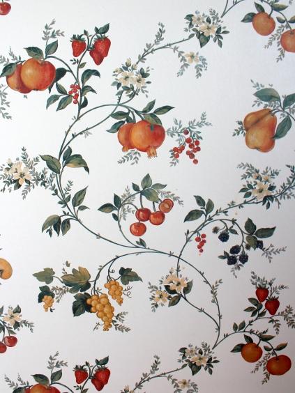 Embrace My Space: Kitchen Wallpaper