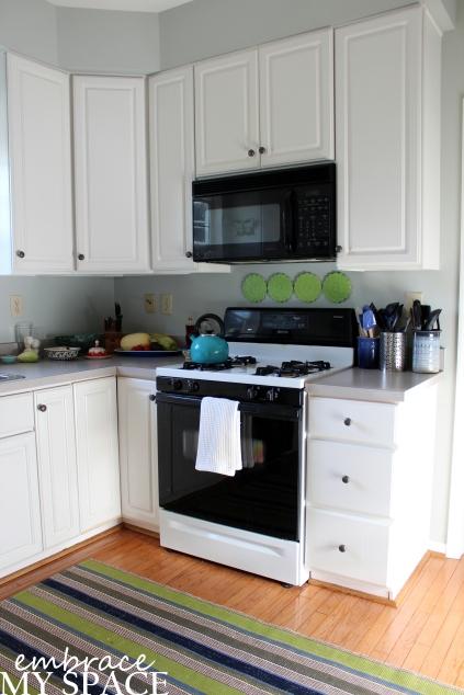 Embrace My Space: Kitchen Updates