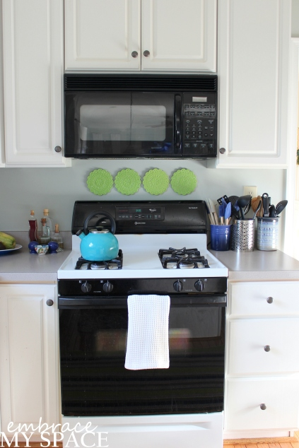 Embrace My Space: Kitchen Updates