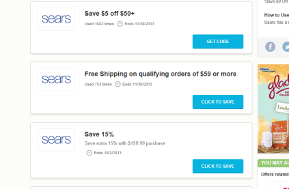 Sears Code