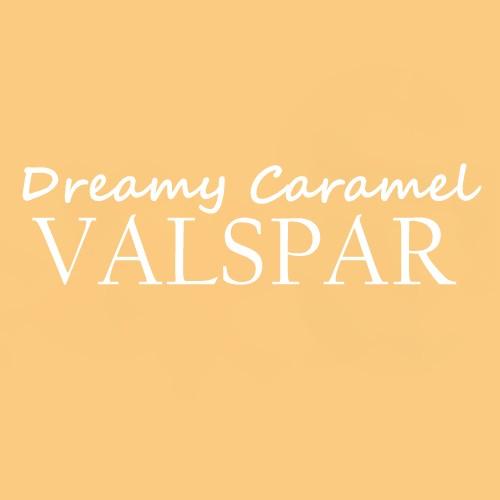 Embrace My Space: Valspar Dreamy Caramel