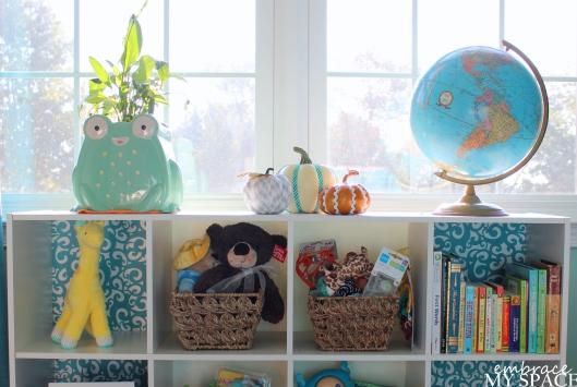 Embrace My Space: Fall Pumpkin DIY