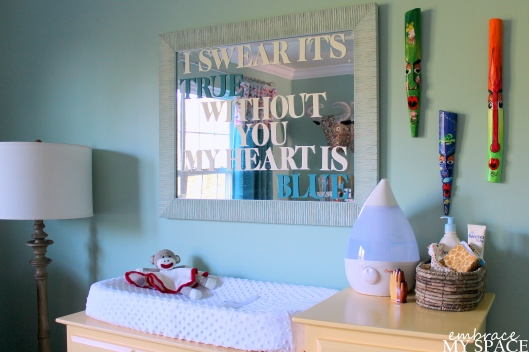 Embrace My Space: Nursery Reveal