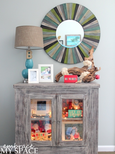 Embrace My Space: Colorful Christmas