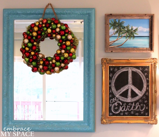 Embrace My Space: Christmas